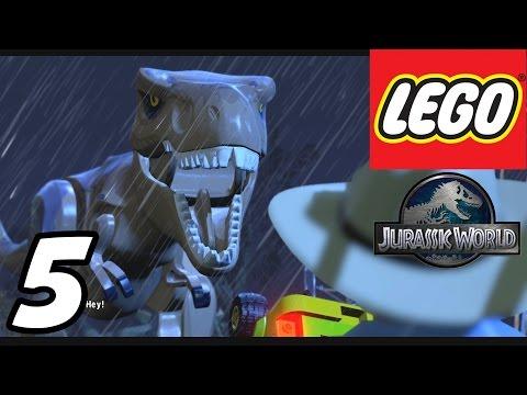 LEGO Jurassic World - Part 5