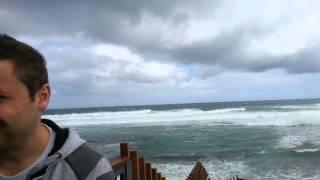Margaret river main break ! 6m swell !