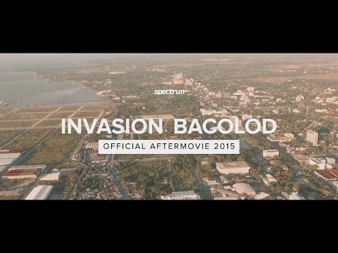 INVASION BACOLOD 2015 - Heaven