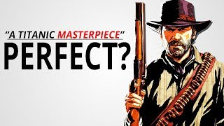 Why Red Dead Redemption 2 Is Considered