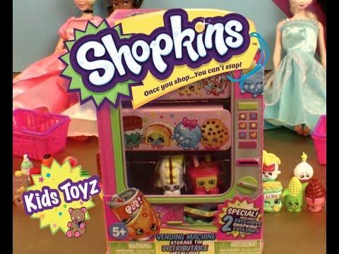 vending machine shopkins