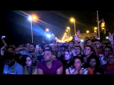 Myriam Fares - Mokanah Wein Live / ميريام فارس - مكانه وين مباشر