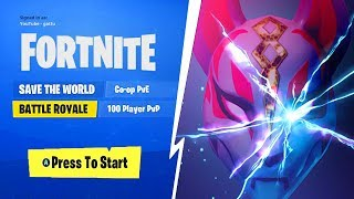 FORTNITE SEASON 5 WORLDS COLLIDE - 100 TIER BATTLE PASS SKIN and NEW MAP CONFIRMED! (NEW UPDATE)