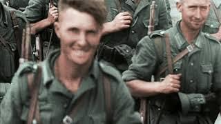 Вторая мировая война в цвете HD серия #4 Нападение на Восточную Европу