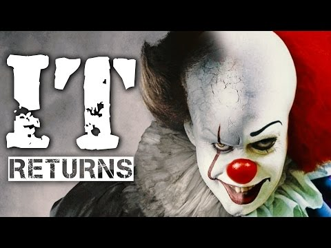 IT Official Teaser Trailer IS SCARY AS HELL!