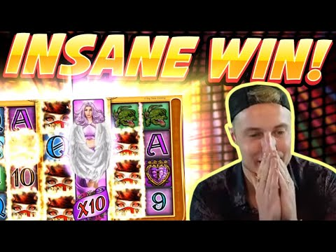 INSANE WIN! Lil Devil Big win - Casino Game from Casinodaddy Live Stream - 동영상