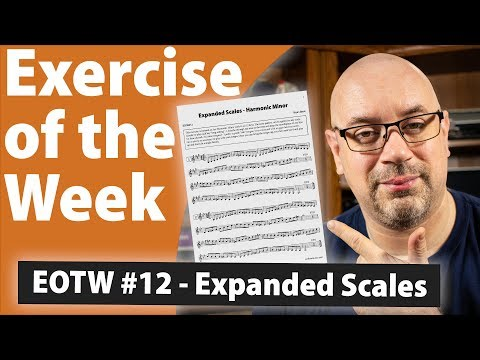 Expanded Scales for Trumpet | Exercise of the Week #12