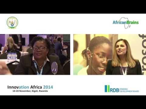 Innovation Africa 2014 Highlights - 18-20 Nov, Kigali, Rwanda - HP, Microsoft, Google, IBM