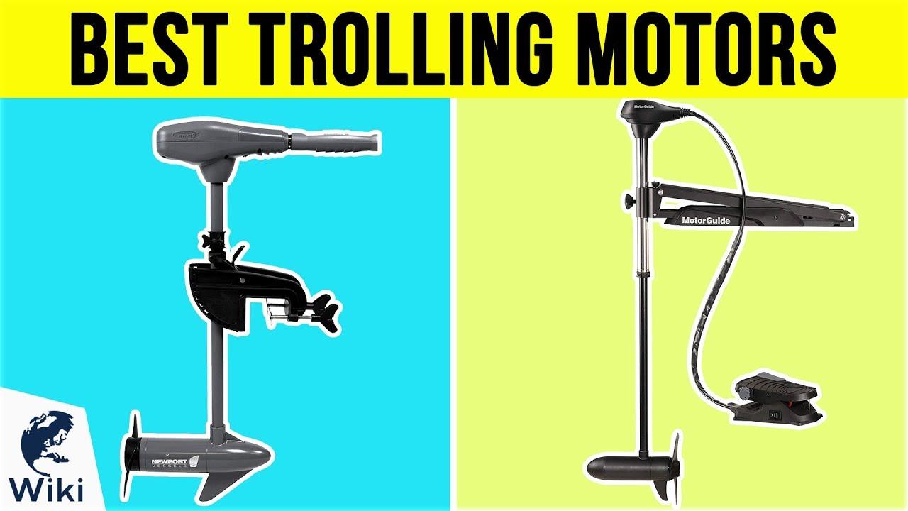 10 Best Trolling Motors 2019 - YouTube