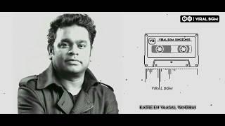 Rhythm BGM Ringtone 💞 A.R.Rahman Best BGM 💞 Katre En Vasal Vanthai 💞 VIRAL BGM