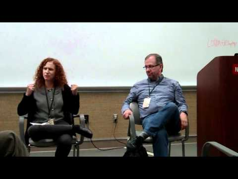 2nd video of panel on medical blogging, run by Paul Raeburn,...