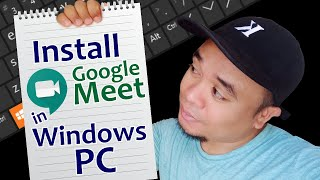 How to Install Google Meet in PC (SOLVED) screenshot 1