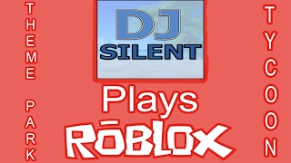 Theme Park Tycoon (Continued) I Roblox Funny Moments Episode #10