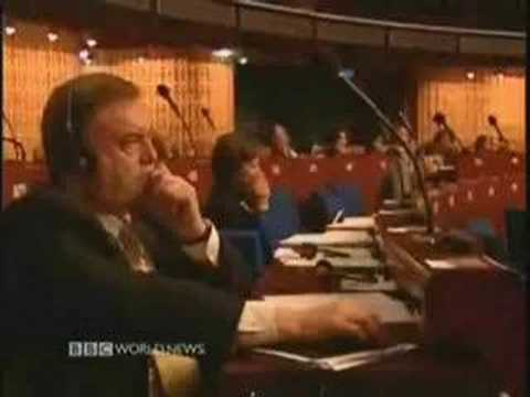 1. BBC documentary on the Council of Europe