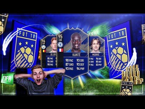 FIFA 18: XXL TOTY Mittelfeld PACK OPENING 🔥🔥