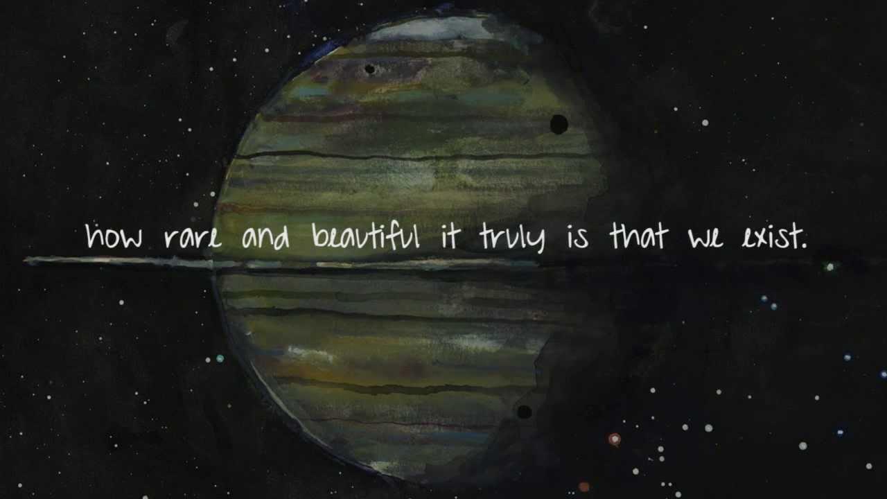 Sleeping at Last - Saturn (Lyric Video)