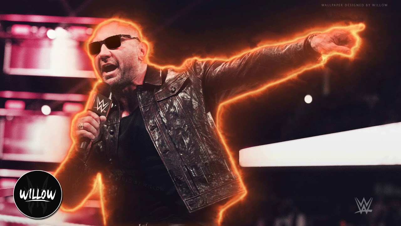 "WWE Batista Theme Song ""I Walk Alone"" 2019 ᴴᴰ [OFFICIAL ..."