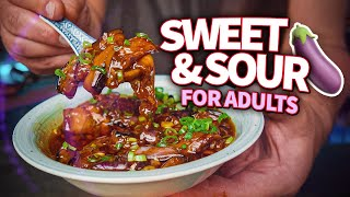The Chinese Food Flavor You Love: Sweet and Sour Sauce, Sichuan Style