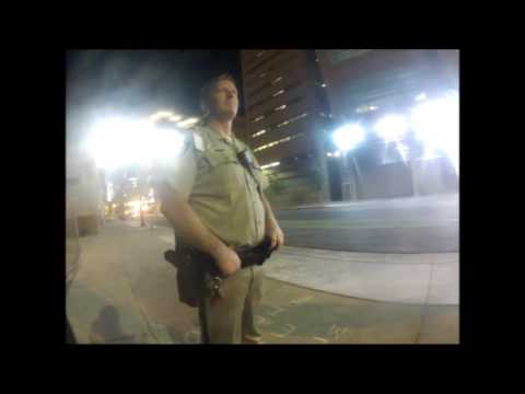 Raw Video: Las Vegas Cops are Concerned About What We're Writing