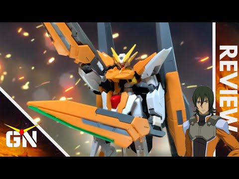 It's Evolving, Just Backwards?!?! HG 1/144 Harute Gundam | REVIEW