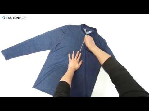 [패션플레이] F1210 남성 냉감 집업 티셔츠 (봄/여름)