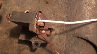как заменить щётки реле-регулятора генератора автомобиля(ваз,газ...)