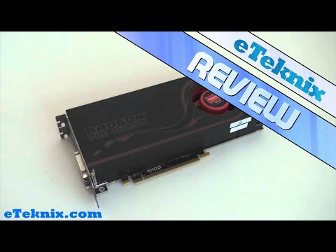 Video Review: AMD Radeon HD 6850 1GB Graphics Card