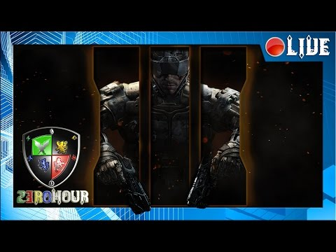 English/Malaysia | Yellow Ops 3 ! Noob's point of view! w/ #teamEVOL! | #Z3R0H0UR | PS4