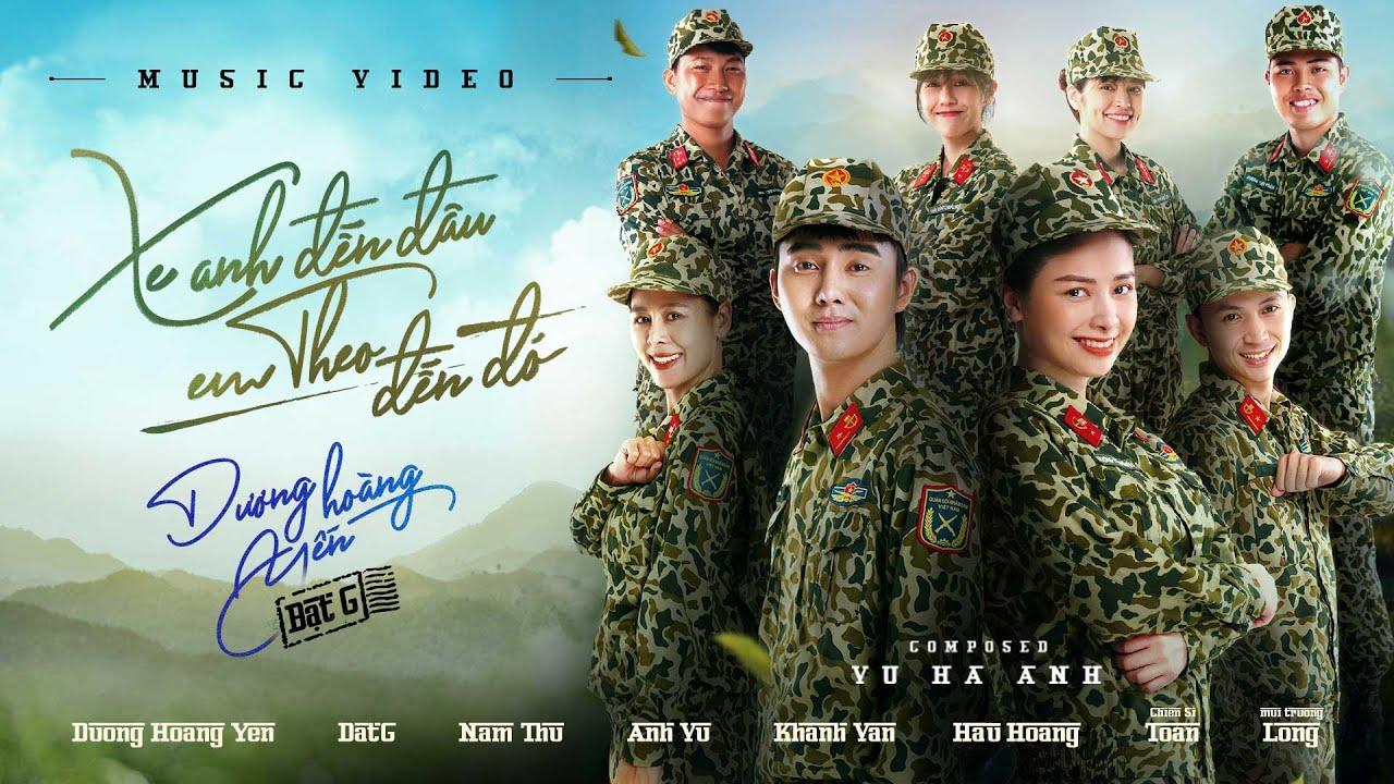 Download Xe Anh Đến Đâu Em Theo Đến Đó | Dương Hoàng Yến - Đạt G |  Official MV