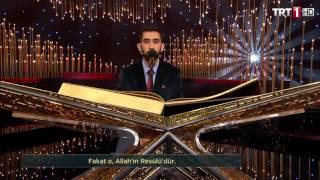 Kur'an-ı Kerim'i Güzel Okuma Yarışması 15.Bölüm