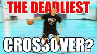 How to crossover like james harden...basketball tutorial