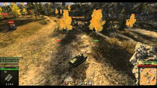 World of Tanks T-50-2