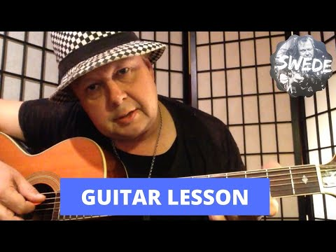 The Who -My Generation - Funky Guitar Lesson