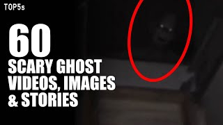 60 Scary Ghost Videos, Images & Stories To Keep You up ALL Night | Ghost, Spirit & Demon Compilation