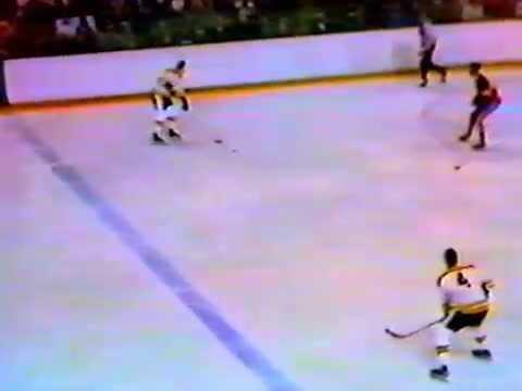 Boston-Montreal 1971 Highlights
