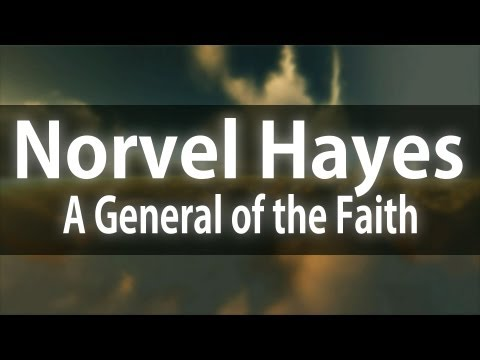Norvel Hayes | It's Supernatural with Sid Roth | General of the Faith