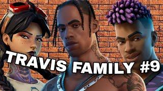 Fortnite Roleplay TRAVIS SCOTT FAMILY #26