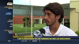 Santos listo para debutar a Lobos BUAP