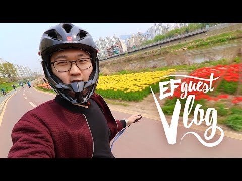 """""""Why learn Spanish"""" by Christian a.k.a. CoreanoVlogs from Korea – EF Guest Vlog"""