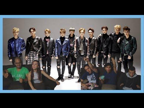 KPop + Nova Voices || Call Me Baby EXO MV Video Reaction(Video Reacción)