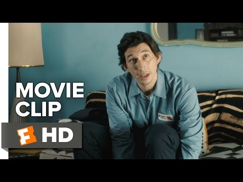 Thumbnail: Paterson Movie CLIP - Love Poem (2016) - Adam Driver Movie