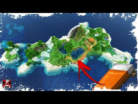 Minecraft Timelapse - Multiplayer ISLAND BASE! (WORLD DOWNLOAD)