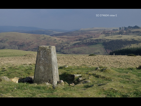 Powys POD 1 - East of Llandrindod Wells and Howey