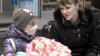 Ксюша вернулась(Мечта, ставшая реальностью. Сегодня в Пермь из Дюссельдорфа вернулась Ксения Киселева. В немецкой клинике..., 2011-12-14T13:05:26.000Z)