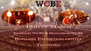 Manchester and Stockport | White Collar Boxing Events