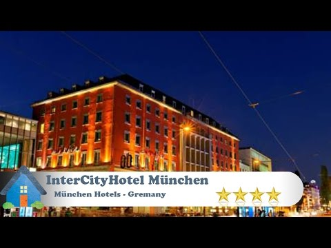 InterCityHotel München - München Hotels, Germany