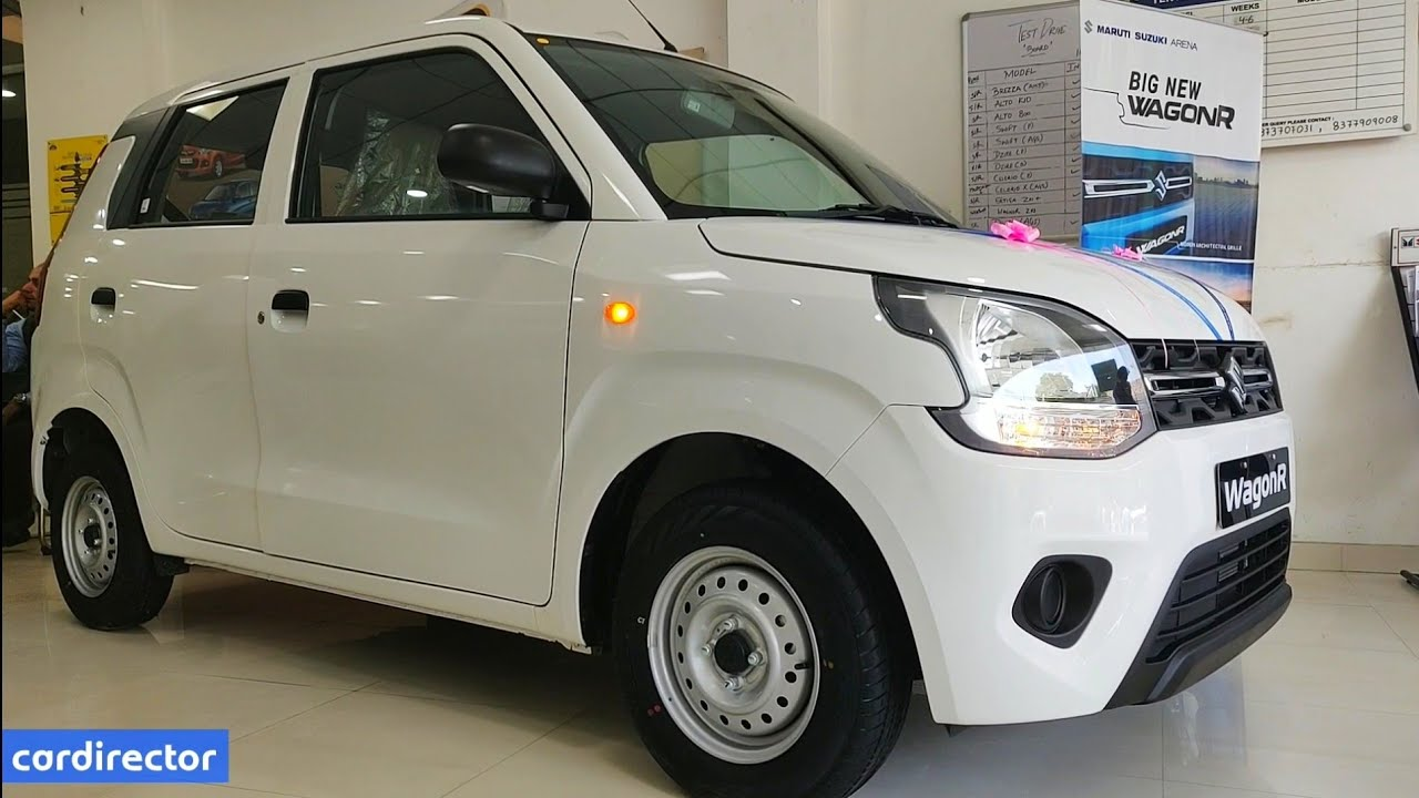 Wagon r 2020 price in india on road