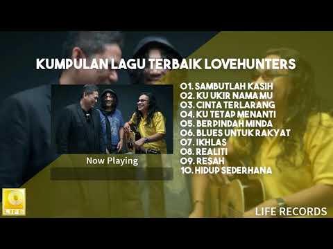 Lovehunters - Kumpulan Lagu Terbaik