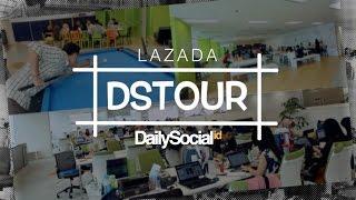 Kantor LAZADA.co.id | DStour #14