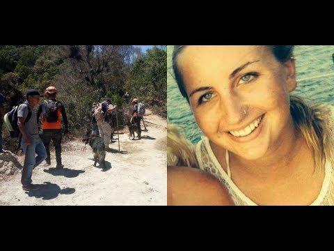 Familia de Catherine Shaw consideran que la joven pudo haber caído del barranco